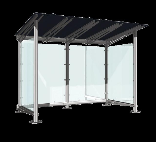 mobilier urbain inox abri voyageur inox acier inoxydable. Black Bedroom Furniture Sets. Home Design Ideas